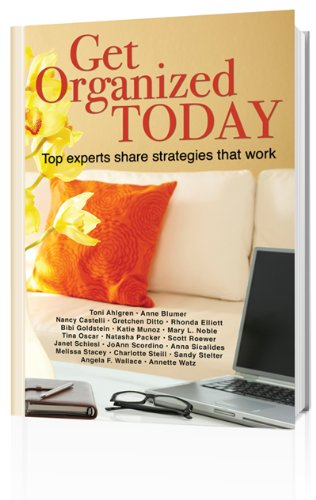 Get Organized Today! Book
